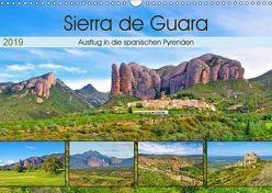 Sierra de Guara – Ausflug in die spanischen Pyrenäen (Wandkalender 2019 DIN A3 quer) von LianeM
