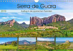 Sierra de Guara – Ausflug in die spanischen Pyrenäen (Wandkalender 2019 DIN A4 quer) von LianeM
