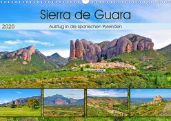 Sierra de Guara – Ausflug in die spanischen Pyrenäen (Wandkalender 2020 DIN A3 quer) von LianeM