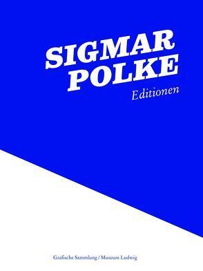 Sigmar Polke von Friedrich,  Julia, Museum Ludwig, Seegers,  Ulli