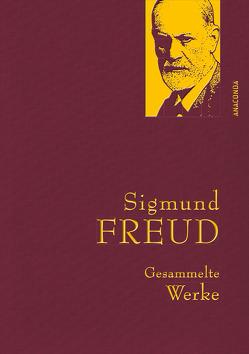 Sigmund Freud – Gesammelte Werke von Freud,  Sigmund