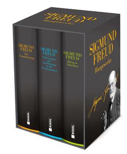 Sigmund Freud: Hauptwerke von Freud,  Sigmund