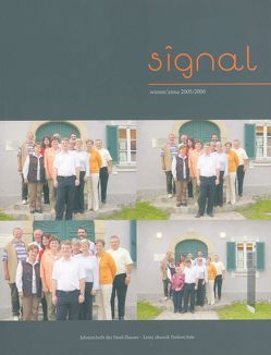 Signal 2005/06 von Artikel-VII-Kulturverein f. Steiermark