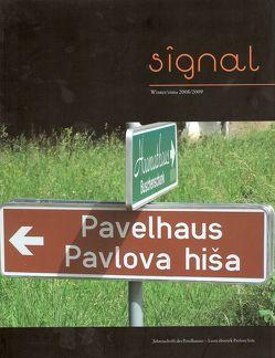 Signal 2008/09 von Artikel-VII-Kulturverein für Steiermark