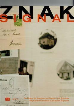 Signal/ Znak von Arlt,  Elisabeth, Weitlaner,  Susanne