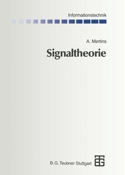 Signaltheorie von Mertins,  Alfred