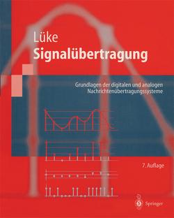 Signalübertragung von Lüke,  Hans Dieter, Ohm,  Jens