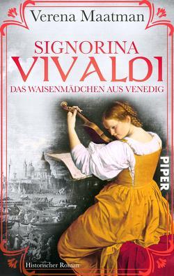 Signorina Vivaldi von Maatman,  Verena