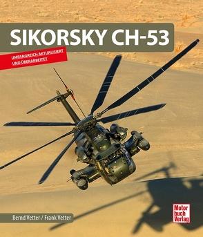 Sikorsky CH-53 von Vetter,  Bernd, Vetter,  Frank