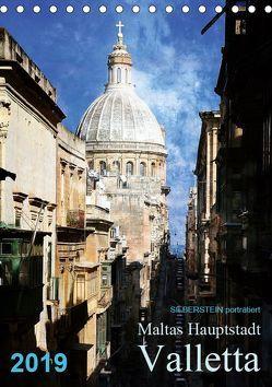 Silberstein porträtiert Maltas Hauptstadt Valletta (Tischkalender 2019 DIN A5 hoch) von Silberstein,  Reiner