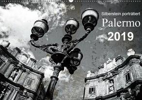 Silberstein porträtiert Palermo (Wandkalender 2019 DIN A2 quer) von Silberstein,  Reiner