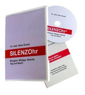 Silenzohr Buch + Audio CD von Greuel,  Hans