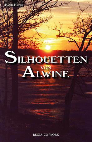Silhouetten von Alwine von Heinze,  Harald