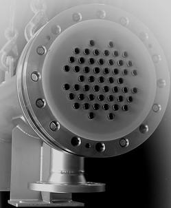 Siliziumkarbid-Wärmeübertrager von GAB Neumann GmbH