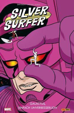 Silver Surfer von Allred,  Mike, Slott,  Dan