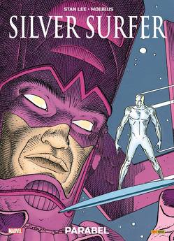 Silver Surfer: Parabel Deluxe Edition von Lee,  Stan, Moebius, Strittmatter,  Michael