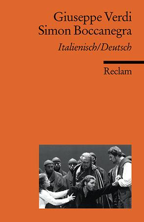 Simon Boccanegra von Mehnert,  Henning, Verdi,  Giuseppe