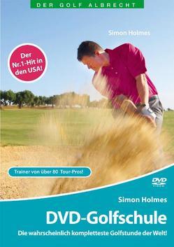 Simon Holmes Golfschule – DVD