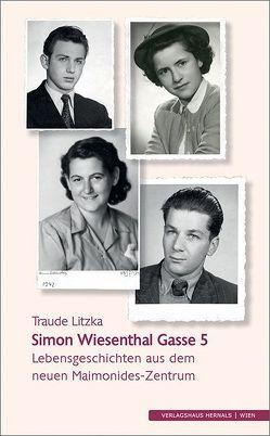 Simon Wiesenthal Gasse 5 von Litzka,  Traude