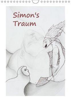 SIMON's TRAUM (Wandkalender 2018 DIN A4 hoch) von Blume,  Simon