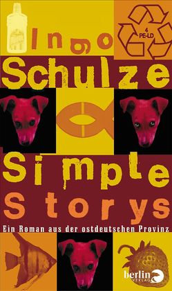 Simple Stories von Schulze,  Ingo