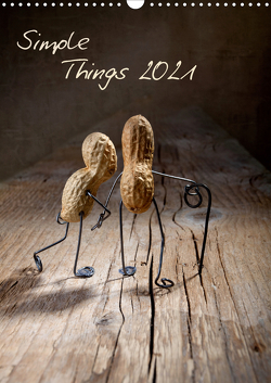 Simple Things 2021 (Wandkalender 2021 DIN A3 hoch) von Schwarz,  Nailia