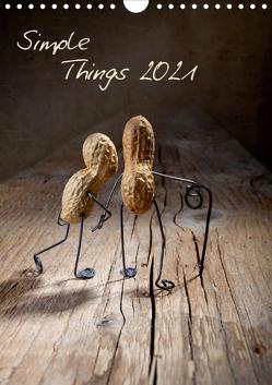 Simple Things 2021 (Wandkalender 2021 DIN A4 hoch) von Schwarz,  Nailia