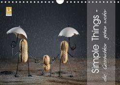 Simple Things – die Geschichten gehen weiter (Wandkalender 2018 DIN A4 quer) von Schwarz,  Nailia