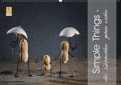 Simple Things – die Geschichten gehen weiter (Wandkalender 2019 DIN A2 quer) von Schwarz,  Nailia