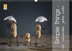 Simple Things – die Geschichten gehen weiter (Wandkalender 2019 DIN A3 quer) von Schwarz,  Nailia