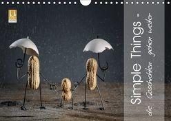 Simple Things – die Geschichten gehen weiter (Wandkalender 2019 DIN A4 quer) von Schwarz,  Nailia