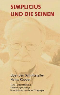 Simplicius und die Seinen von Erlinghagen,  Armin