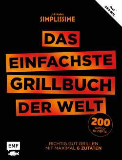 Simplissime – Das einfachste Grillbuch der Welt von Mallet,  Jean-Francois