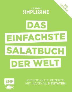 Simplissime – Das einfachste Salatbuch der Welt von Mallet,  Jean-Francois
