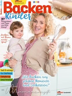 Simply Backen Sonderheft – Backen mit und für Kinder von Kämpf,  Nina