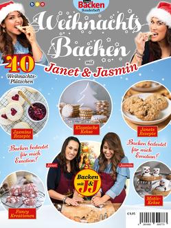 Simply Backen Sonderheft: Weihnachtsbacken mit Janet & Jasmin von Jefkaj,  Jasmin, Nesmedin,  Janet
