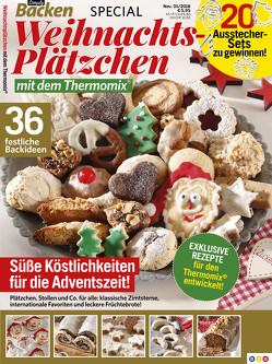 Simply Backen Special – Weihnachts-Plätzchen von Buss,  Oliver