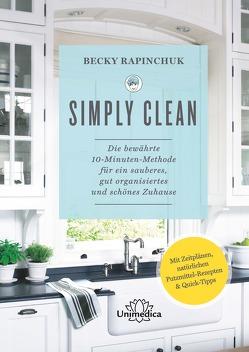 Simply Clean von Rapinchuk,  Becky