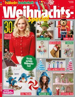simply häkeln – Weihnachts-Special von bpa media GmbH, Buss,  Oliver