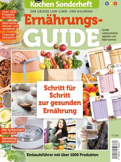 Simply Kochen Sonderheft: Der große Low-Carb- und Kalorien-Ernährungs-Guide von Buss,  Oliver