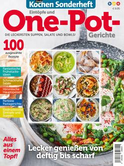 Simply Kochen Sonderheft: Eintöpfe und One-Pot-Gerichte von Buss,  Oliver