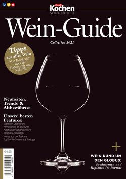 Simply Kochen SONDERHEFT: Wein-Guide von Buss,  Oliver