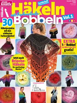 simply kreativ – Häkeln mit Farbverlaufs-Bobbeln Vol. 1 von Buss,  Oliver