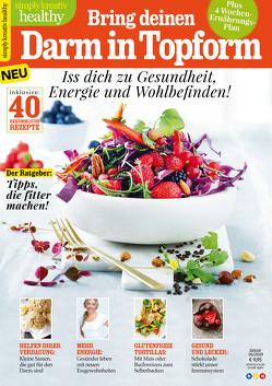 Simply kreativ healthy – Bring deinen Darm in Topform von Brøndum,  Irene, Louring Engell,  Majbritt, Pedersen,  Oluf