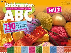 simply kreativ Sonderheft Strickmuster-ABC Teil 2 von Buss,  Oliver