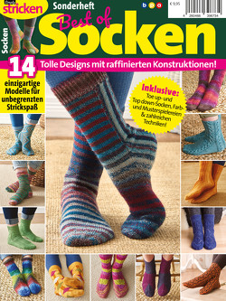 Simply Stricken Sonderheft – Best of Socken von Buss,  Oliver