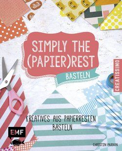 Simply the Papierrest Basteln von Pardun,  Christin