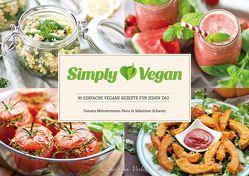 Simply Vegan von Münstermann-Pieta,  Tamara, Schwarz,  Sebastian