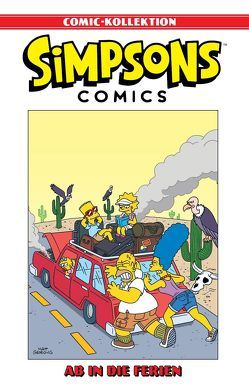 Simpsons Comic-Kollektion von Groening,  Matt, Hillefeld,  Marc, Wieland,  Matthias