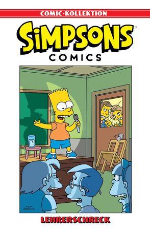 Simpsons Comic-Kollektion von Groening,  Matt, Hillefeld,  Marc, Schneider,  Nadine, Wieland,  Matthias